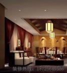 重庆中餐厅装修、中餐厅装潢设计