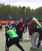 山东联众2018年春季团建拓展训练