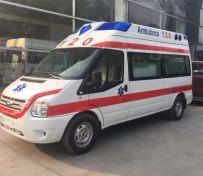 佛山私人救护车出租-佛山救护