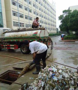 汉阳 化粪池清底 清淘隔油池