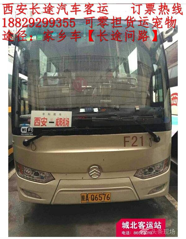 西安到新龙汽车提前预定,直接上车买票18829299355