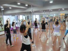 成都职业教练钢管舞酒吧领舞平台MV热舞