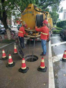 市政管道疏通