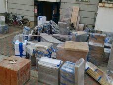合肥搬家拉货送货