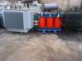 成功回收浦东机场电缆线1500米  变压器25套