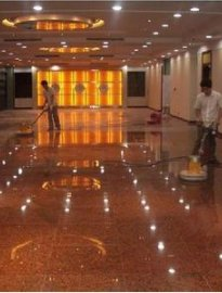 北京保洁公司给您提供地板翻新打蜡服务