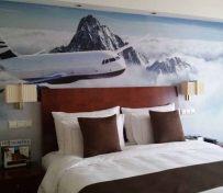 酒店壁画装饰 /主题酒店壁画