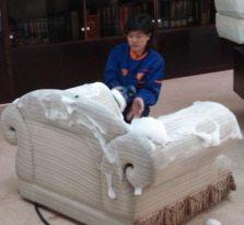 北京保洁公司沙发清洗