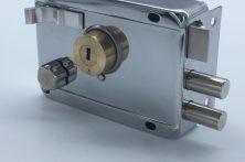 304不锈钢门锁外装门锁包安装
