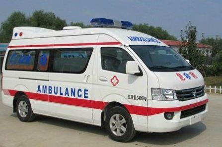 重症型救护车