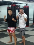 泰拳格斗班