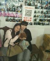 上海爱心人士领养狗狗
