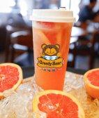 甜橙水果茶
