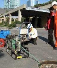 玉林兴业自来水管消防水管埋地管网漏水检测,(节能减排)