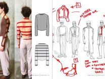 服装设计作品集