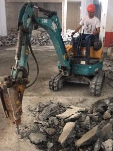 小型挖掘机租赁