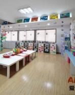 幼儿园装饰案例