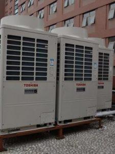 东芝中央空调维修