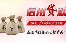 郑州短期信用借贷的小额贷款公司