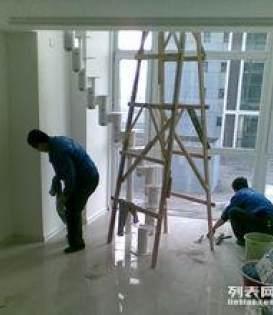 奉贤区海湾保洁公司 家庭保洁 别墅装修好保洁 学校保洁