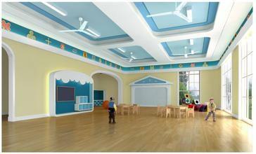 天津幼儿园外墙装修设计