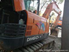 二手斗山60-7挖掘机