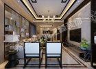 西宁五矿柴达木广场122平米户型设计陈松