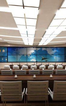 上海大学多媒体会议室