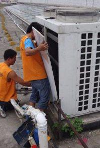 空调维修、移机、加氟
