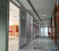 现代玻璃隔墙