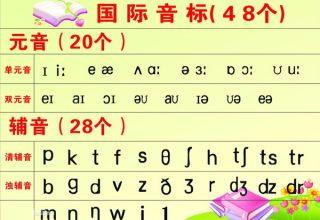 英语音标课程——上海幼小衔接班