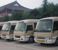 北京海淀区班车租赁|海淀大巴