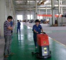 上海厂房保洁