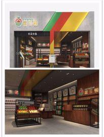 扬州餐饮店设计—餐饮店装修—扬州店铺装修公司