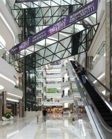 现代时尚中心商场