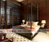 中式装修风格-国窖豪庭