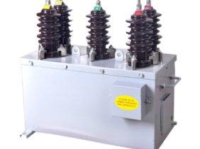 户外干式组合互感器JLSZW-10计量箱(铁桶式