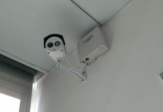 安防监控安装
