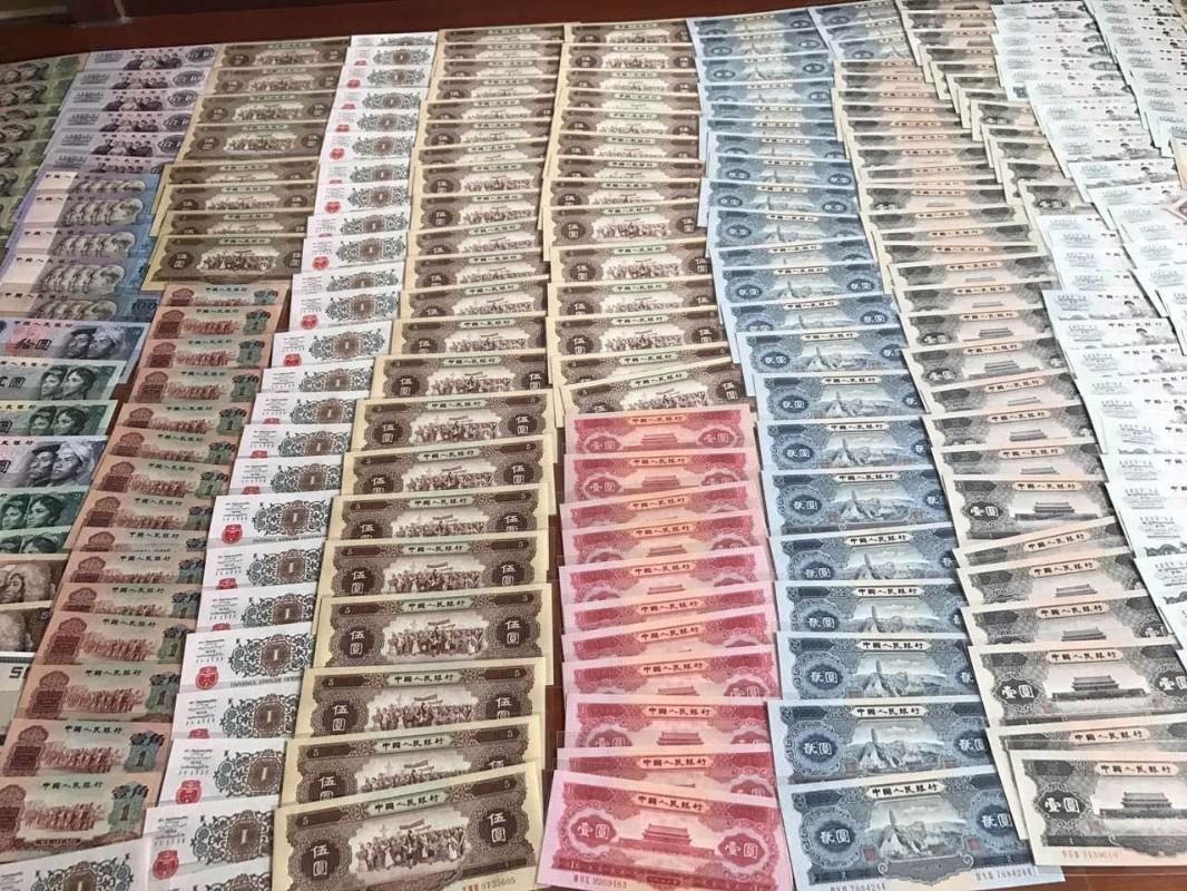 第三套人民币价格表