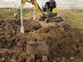 上海小型挖掘机出租