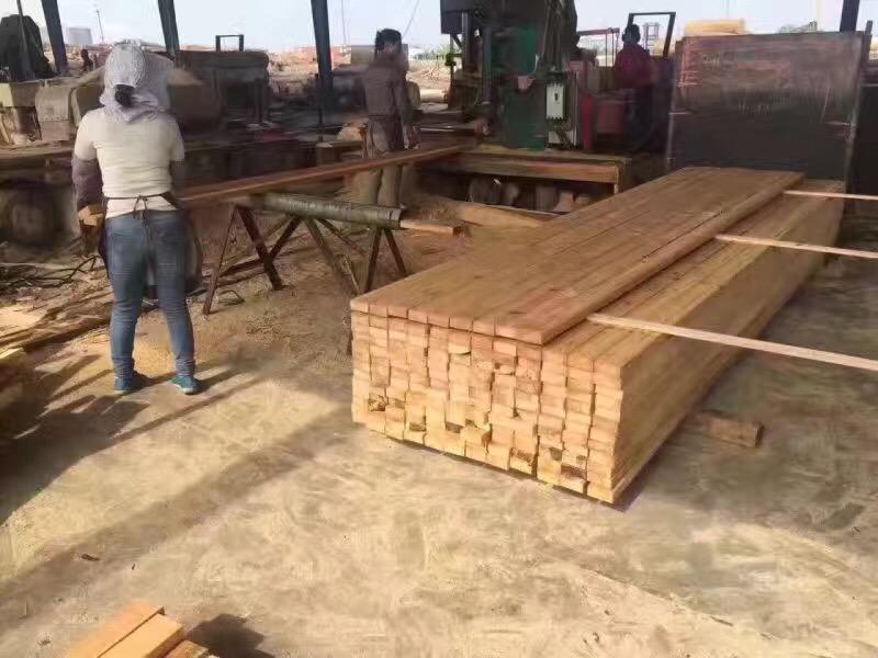 建筑木方 工地木方家厂批发价格  价格优惠