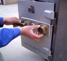 长沙上门开保险柜锁,长沙24小时开保险柜锁