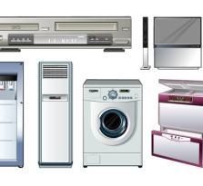 高价回收家用电器