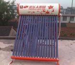 沈阳桑乐太阳能热水器如何清洗