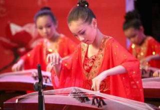 广州古筝老师