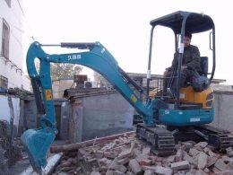 苏州小挖机出租