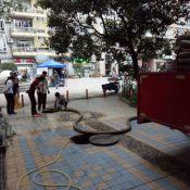 南京市高压清洗管道