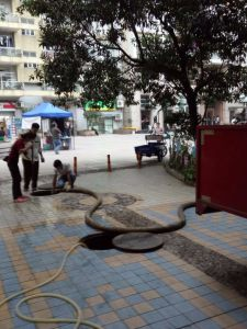 杭州下城区下水道疏通
