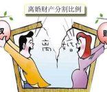 离婚财产纠纷