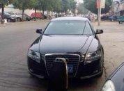 广州王先生用奥迪A6汽车抵押成功贷款35万